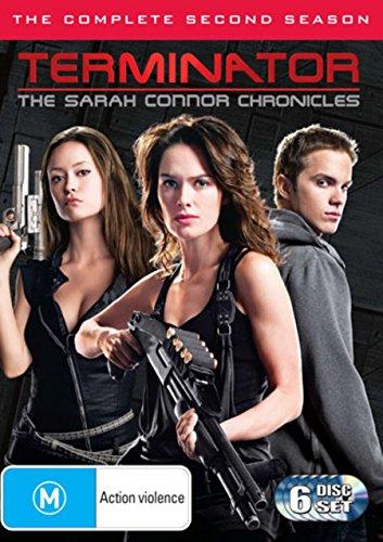 Terminator Sarah Connor Chronicles Season 2   6 Discs   NON-USA Format   PAL   Region 4 Import - Australia