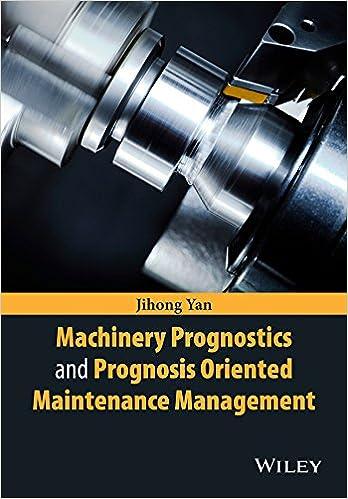 Gestión de mantenimiento orientada al pronóstico y pronóstico de maquinaria