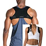 Discreet Posture Corrector for Men and Women That Provide...