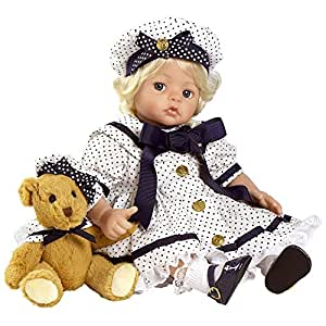 Amazon Com Paradise Galleries American Cutie Toddler Doll