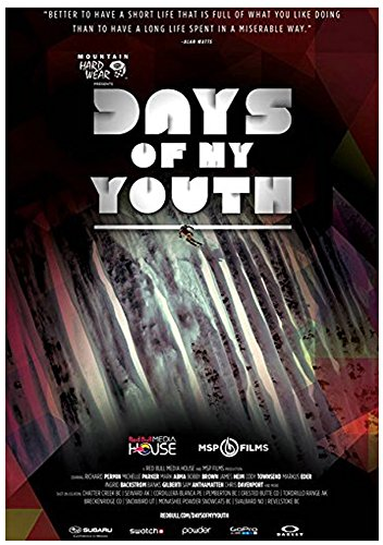 Days of My Youth Ski DVD, Blu-Ray, and Download combo with FREE The Massive Blu-Ray ($35 value)