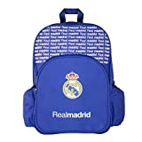 Official Real Madrid Backpack - Multiple Compartment Style