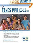 #10: TExES PPR EC-12 (160) Book + Online (TExES Teacher Certification Test Prep)