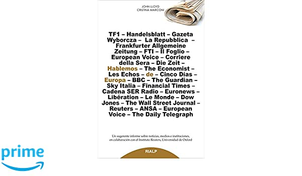 Hablemos De Europa (Historia y Biografías): Amazon.es: Jorge. G. Aranguren, Cristina Marconi, John Lloyd, Mª José López Cebrián: Libros