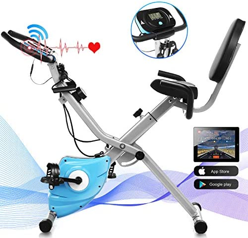 ANCHEER As Seen On TV Cycle 3-in-1 Stationary Bike