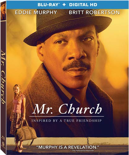 Mr. Church [Blu-Ray + Digital Hd] -