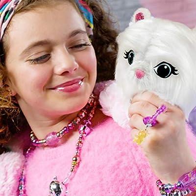 Twisty Petz Cuddlez Purrella Kitty Transforming Collectible Plush for Kids Aged 4 & Up: Toys & Games