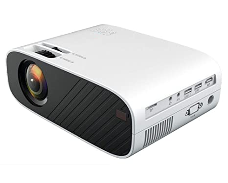 Sophia Proyector portátil, hogar HD 1080p proyector ...