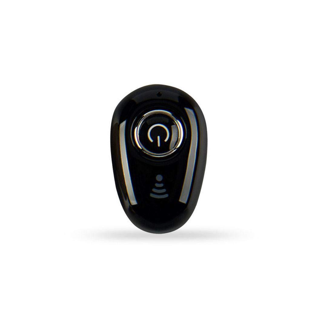 fnemo Auricolare Bluetooth,Mini Auricolare Wireless Cuffie Invisibili Wireless più Piccole per la Guida di attività Sportive
