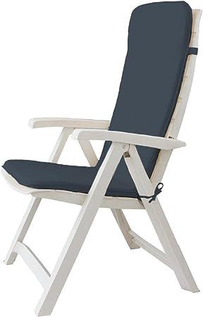 Sedie Sdraio Da Esterno.Cuscino Copri Sedia Sdraio Da Giardino 45x120 Cm Unito Mod Relax