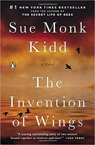 Image result for the invention of wings book