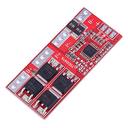 Price comparison product image Icstation 9.6V 10.8V 15A 3S Lithium Battery Protection PCB BMS Board for 18650 18550 Li-ion Lipo Battery Pack