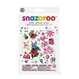 Snazaroo Face Paint Temporary Tattoo Set, Girls Fantasy