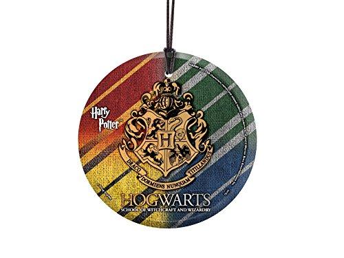 Trend Setters Harry Potter (Hogwarts) StarFire Prints Hanging Glass -