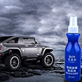 Glumes Glass Nano-coating Waterproofing Agent Spraying Shower Door Car Windscreen Water Repellent Protects Glass from Soap Scum Mold Mildew Hydrophobic Protectant Makes Cleaning Easier and Keeps Surface Looking New (100ML)
