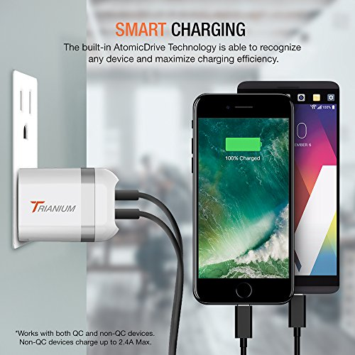 Buy iphone charger wall plug certified