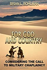 For God and Country: Considering the Call to Military Chaplaincy Paperback