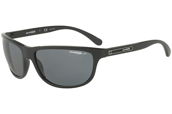 Arnette 41/81 Gafas de sol, Black, 63 para Hombre: Amazon.es ...