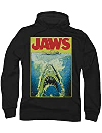 Jaws - Mens Bright Hoodie