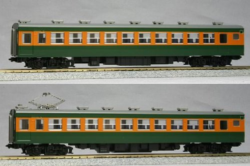 JNR Series 153 Express Express Express Train (No Air-conditioned Car) (Add-on 2-car Set) (Model Train) a07526