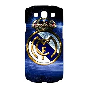 Samsung Galaxy S3 I9300 Phone Case White Real Madrid VGS6013329
