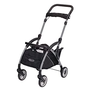 Graco Snugrider Elite Stroller and Car Seat Carrier