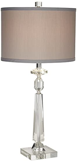 Aline modern crystal table lamp by vienna full spectrum amazon com
