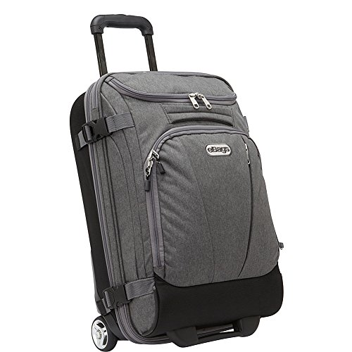 eBags TLS Mother Lode Mini 21'' Wheeled Duffel (Heathered Graphite) by eBags
