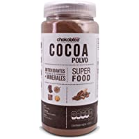 Chocolatea® Cocoa En Polvo. Ingrediente Orgánico. 200g.