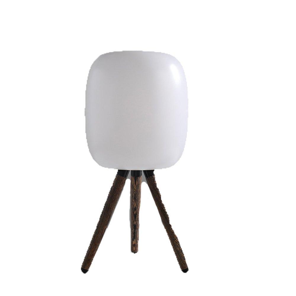 SBL Elf Sprachsteuerung WiFi Home Smart Licht LED Gestensensor Licht Lade Schreibtischlampe,Kaffee,5W