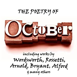 The Poetry of October Audiobook