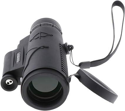 non-brand Telescopio Terrestre Impermeable de Zoom Catalejo con Adaptador para Smartphone Ideal para Observación: Amazon.es: Electrónica