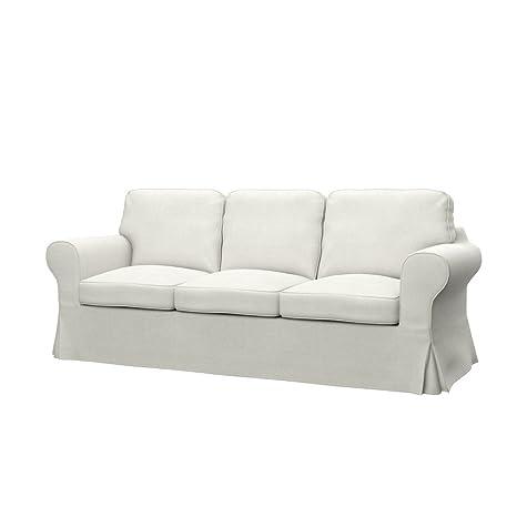 Soferia - IKEA EKTORP Funda para sofá de 3 plazas, Elegance ...