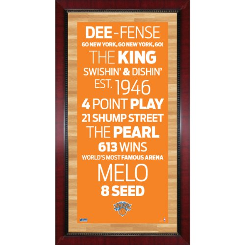 New York Knicks Framed - 3
