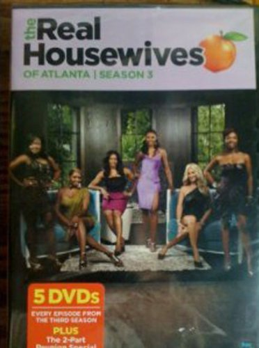 The Real Housewives of Atlanta: Season 3 by LIONSGATE FILMS