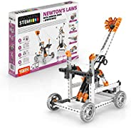 Engino Discovering STEM Newton's Laws Inertia, Momentum, Kinetic & Potential Energy Construc