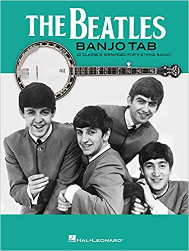 Amazon com: The Beatles Banjo Tab (9781480393059): The Beatles, Mark