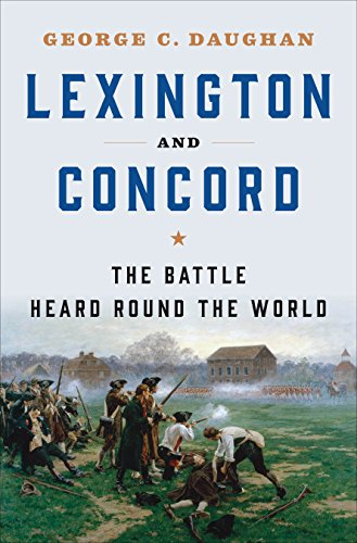 Lexington and Concord: The Battle Heard Round the - Round A/c
