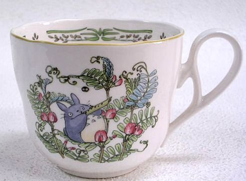TOTORO Mug Cup Noritake Studio Ghibli TT97857/4924-11 ()