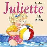 Juliette à la piscine
