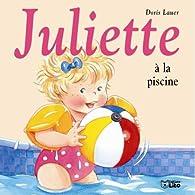 Juliette à la piscine par Doris Lauer