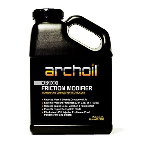 AR9100 (1 Gallon) Friction Modifier - Treats up to 128 quarts of engine oil Archoil AR9100-1G