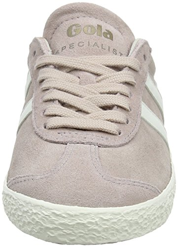 Off Blossom Trainers Gola Womens Suede white Specialist a1wvqnPgxX
