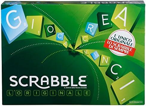 Mattel Y9596 - Scrabble Il Gioco delle Parole Crociate: Amazon.es: Juguetes y juegos