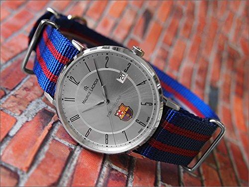 モーリスラクロア MAURICE LACROIX 腕時計 EL1087-SS002-120 FCバルセロナ オフィシャルモデル [並行輸入品] B075WR1TS9