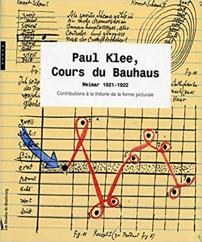 Paul Klee cours du Bauhaus