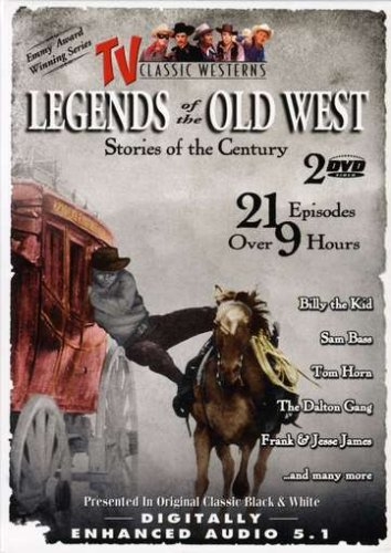 Legends of the Old West, Vol. 2 by Echo Bridge Home Entertainment
