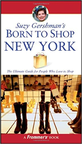 ผลการค้นหารูปภาพสำหรับ Born to Shop New York .. the ultimate guide for travelers who love to shop