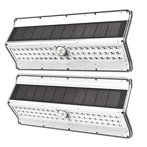 Outdoor Sensor Light White in US - 4