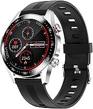 Relogio Smartwatch Masculino Com Chamadas Bluetooth, MúSica Bluetooth, 6 Modos De ExercíCio, Interface Princip
